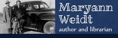 Maryann Weidt author librarian