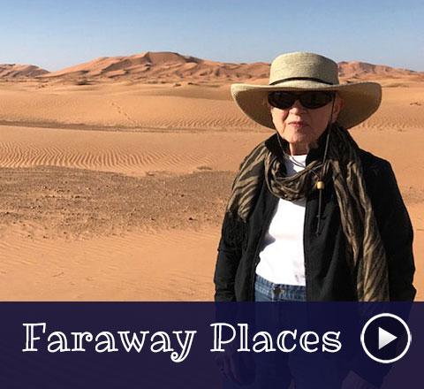 Maryann Weidt Faraway Places